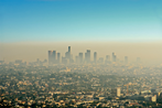 Smog of Downtown Los Angeles